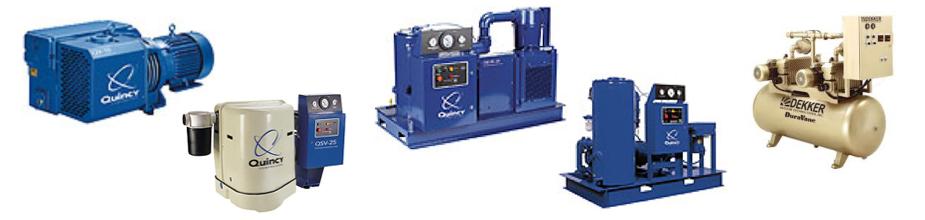 Vacuum Pumps Quincy Compressor Vacuum Pumps